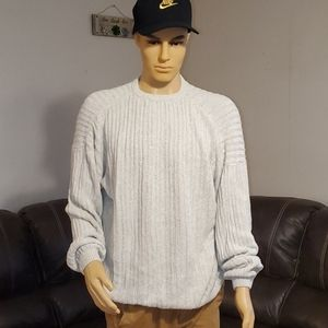 Men's John Ashford sweater size xl